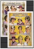 Senegal 1998 - Sénégal - 1998 - N°Yv. 1285A à 1285T - Princess Diana Sheet Set Mnh - Senegal (1960-...)