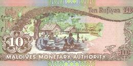 MALDIVES P. 19b 10 R 1998 UNC - Maldives