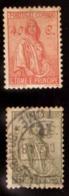 """São Tomé E Principe 1933-34  """" Ceres """" 40/60 Cts Neuf - St. Thomas & Prince"""