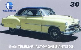 AUTO  - VOITURE - AUTOMOBILE - CAR -- TELECARTE - Coches