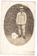 Altdamm - Prisonnier De Guerre Avec Un Chien - 30/09/1917 - War, Military