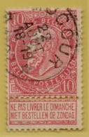 MW-3236   *  ROCOUR      *  OCB 58      Sterstempel   COBA   +15 - 1893-1900 Fine Barbe