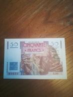 Billet 50 Francs Le Verrier R 2/10/1947 NEUF - 1871-1952 Antiguos Francos Circulantes En El XX Siglo
