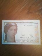 *TRES RARE* Beau Billet De 300 Francs Modèle K (SPL) - 1871-1952 Antiguos Francos Circulantes En El XX Siglo