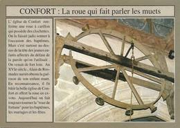 01 Confort La Roue Qui Fait Parler Les Muets (2 Scans) - Francia