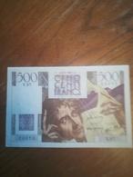 Billet 500 Francs Chateaubriand A 9/1/1947 SPL - 1871-1952 Gedurende De XXste In Omloop