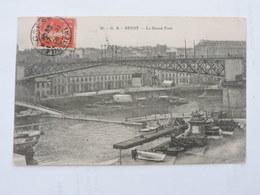 BREST - Le Grand Pont  Ref 1310 - Brest