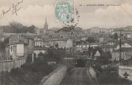 ANGOULEME  Le Tunnel - Angouleme