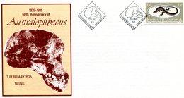 BOPHUTHATSWANA 1985 ENVELOPPE With LIZARD.BARGAIN.!! - Andere