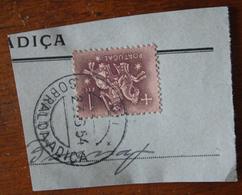 Marcofilia – Sobral Da Adiça – 31.7.1954 – Cavalinho - Marcofilia
