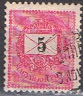 HONGRIE 84 // YVERT 26 A // 1888-98 - Hungría