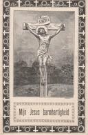Dp   Huyghe-stavele 1839-crombeke 1918 - Devotieprenten