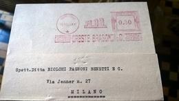 EMA LONATE POZZOLO 1943 FONDERIA - Affrancature Meccaniche Rosse (EMA)
