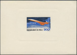 MALI (1969) Concorde. Deluxe Sheet. Scott No C70, Yvert No PA70. - Concorde
