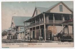 HONDURAS SAN PEDRO SULA Calle Del Comercio - Honduras
