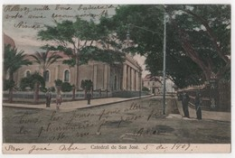 COSTA RICA SAN JOSE Catedral - Costa Rica