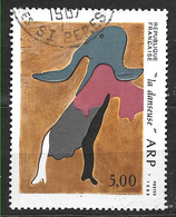 FRANCE 2447 La Danseuse De Jean Arp - France