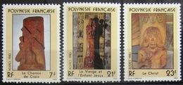 Polynésie Française                   N° 195/197                          NEUF** - Neufs