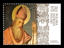 Poland 2019 Mih. 5105 Adalbert Of Prague (Saint Vojtech) MNH ** - 1944-.... République