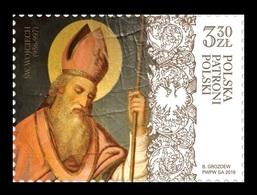 Poland 2019 Mih. 5105 Adalbert Of Prague (Saint Vojtech) MNH ** - Nuovi