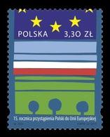 Poland 2019 Mih. 5111 Membership In European Union MNH ** - 1944-.... Republiek