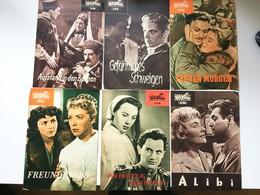 61 PROGRESS-FILMPROGRAMME 1960 - Films & TV