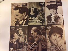 57 PROGRESS-FILMPROGRAMME 1961 - Films & TV