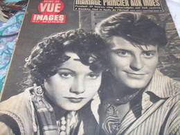 RENE CLAIR /NEPAL INDE /PERE RIQUET /DOCTEUR MARBAIS VACCIN/MONTAND /EDWIGE FEUILLERE /CECILE AUBRY /ZAPPY MAX RADIO CIR - General Issues