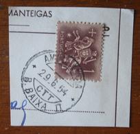 Marcofilia – Ambulância Beira Baixa II – 29.6.1954 – Cavalinho - Marcofilia
