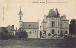 72 - Moncé-en-Belin (Sarthe) - Château Des Hatonnières Et Chapelle - Sonstige Gemeinden