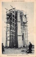 TOULX SAINTE CROIX - Construction De La Tour - Très Bon état - France