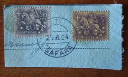 Marcofilia – Safara – 25.6.1954 – Cavalinho - Marcofilia