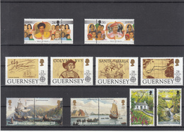 Different Countries / Different Themes - Timbres