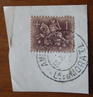 Marcofilia – Ambulância Linha De Mora II – 30.6.1954 – Cavalinho - Marcofilia