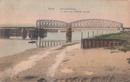 Boom Spoorwegbrug Le Pont Du Chemin De Fer - Boom