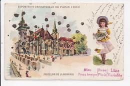 CPA 75 PARIS Illustration Exposition Universelle 1900 Pavillon De La Hongrie - Ausstellungen