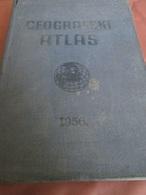 GEOGRAPHIC ATLAS WITH 50 MAPS - Books, Magazines, Comics