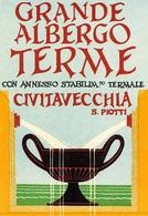 @@@ MAGNET - Grand Albergo Terme Civitavecchia Italy - Publicitaires