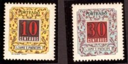 São Tomé E Principe 1952 Porteado # MNH # - St. Thomas & Prince