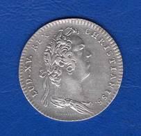 Louis  Xv  1717  Payers  De  Rentes - Royal / Of Nobility
