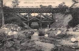 AHUN - Le Pont De Chezalet Après L'accident - Très Bon état - Other Municipalities