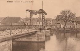 Lobbes  Un Coin Du Quartier  Du Pont De Sambre N'a Pas Circulé - Lobbes