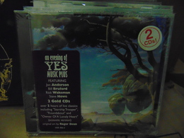 An Evening Of Yes Music Featuring Anderson Bruford Wakeman & Howe (2 Gold Cds) - Rock