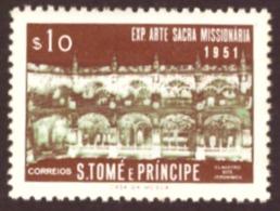 São Tomé E Principe 1953-  Exp Arte Sacra Missionária # MNH # - St. Thomas & Prince