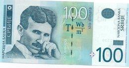 SERBIA=2006    100  DINARA    P-40     UNC - Serbie