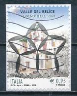 °°° ITALIA 2018 - VALLE DEL BELICE TERREMOTO °°° - 2011-...: Usati