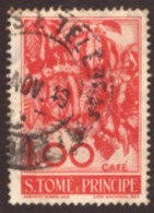 São Tomé E Príncipe  - 1948 Plantas E Frutos Tropicais /  Tropical Flora 1$00 - St. Thomas & Prince