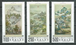 Taiwan YT N°770/772 Travaux Des Douze Mois De L'année Neuf ** - 1945-... République De Chine