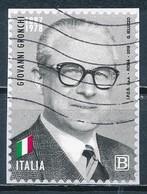 °°° ITALIA 2018 - GIOVANNI GRONCHI °°° - 2011-...: Usati