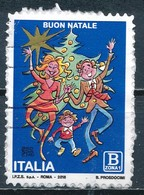 °°° ITALIA 2018 - BUON NATALE °°° - 2011-...: Usati